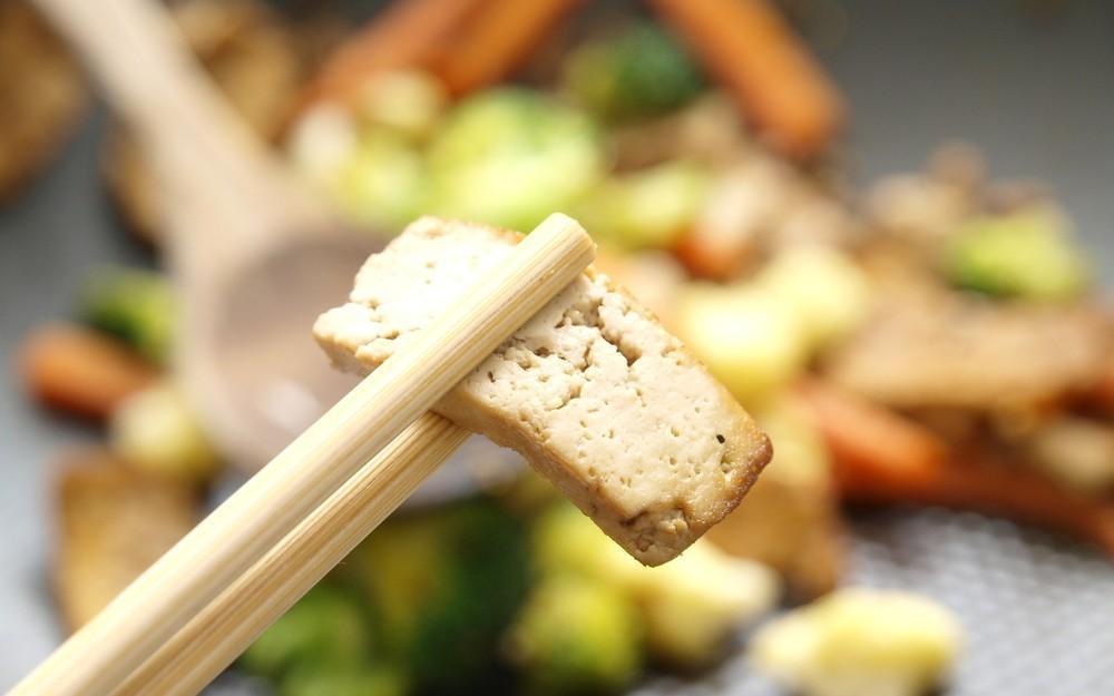 Tofu Kasviswokki